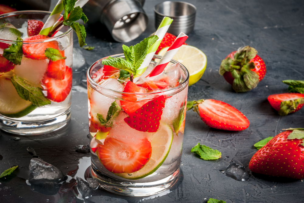 Kick Start Dry January With These Mouthwatering Mocktails2