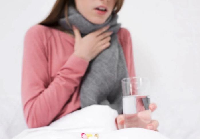 Sore Painful Throat