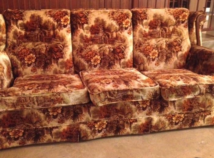 Cloth Furniture Cleaner