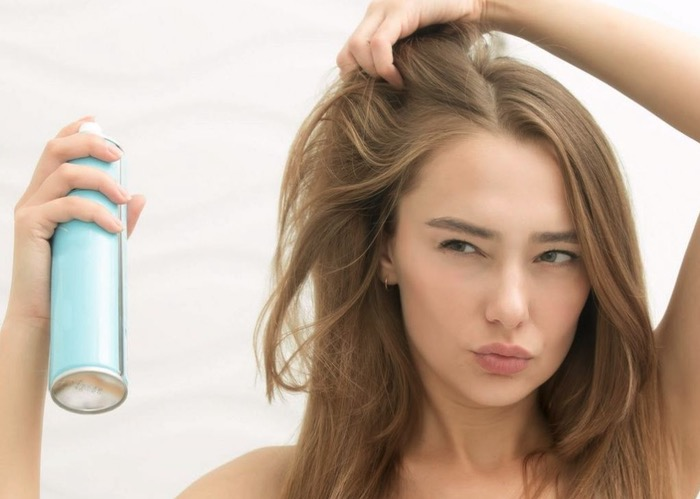 Easy Hair Cleaning