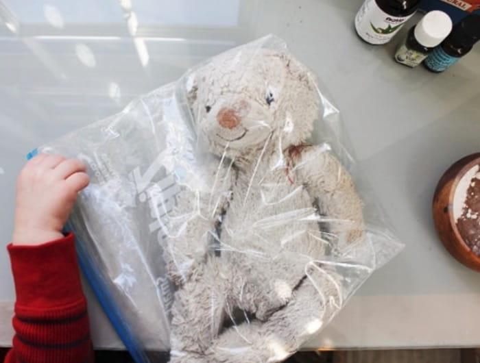 No More Sticky Children's Toys