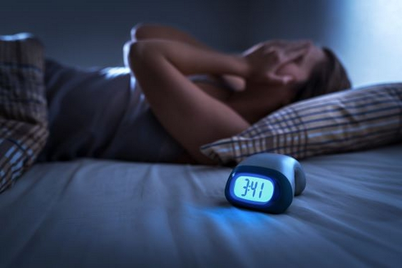 The Risks Of Sleep Deprivation