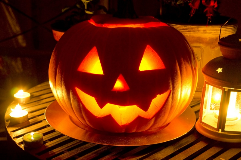 Keep The Jack Lantern Burning