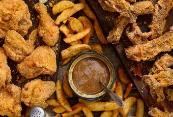 These Deep Fried Foods Are Good Baked As Well