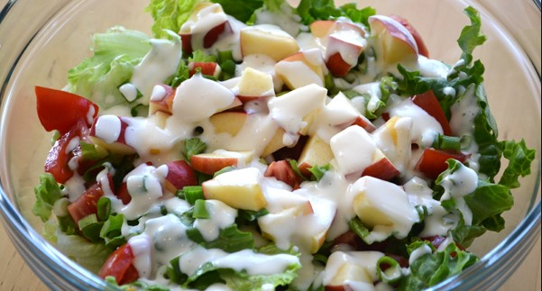 Easy Salad Dressing Recipes For The Summer