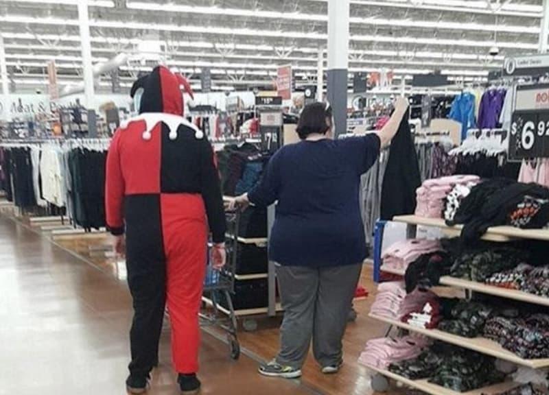 Walmarts Joker