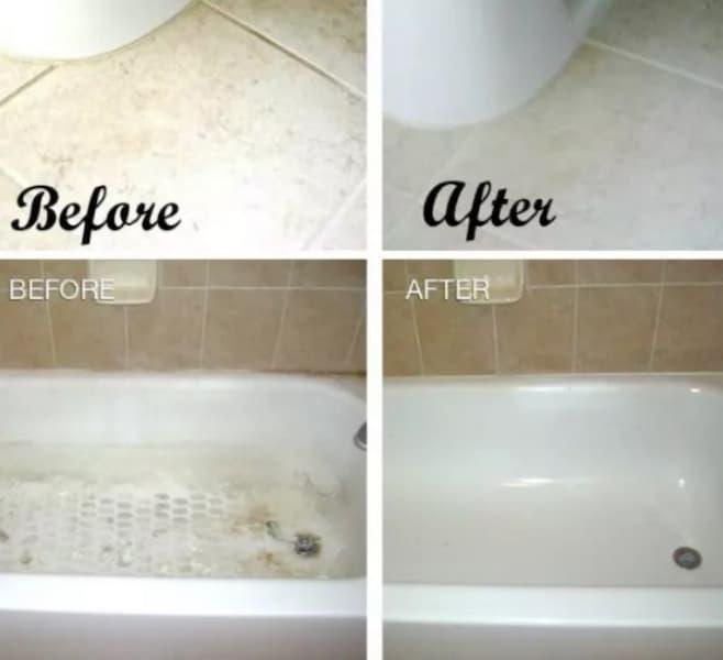 Nettoyant Pour Vos Salles De Bain