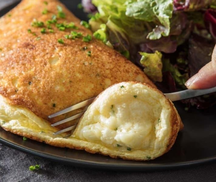Omelette Moelleuse