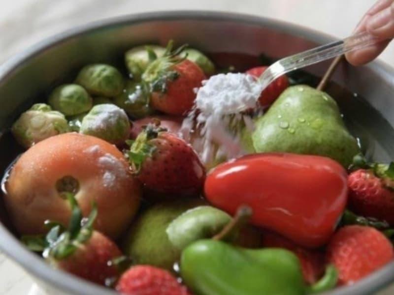 Puoi Usarlo Per Pulire Frutta E Verdura