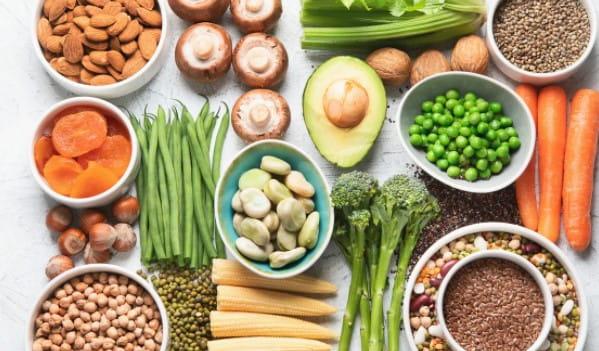 Vegetarian And Vegan Options With Vitamin B12