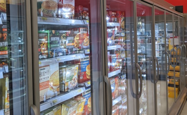 Frozen Foods With High Quality